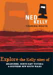 Ned Kelly Touring Route Brochure