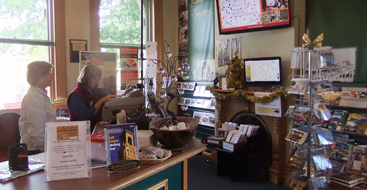 Beechworth Visitor Information Centre