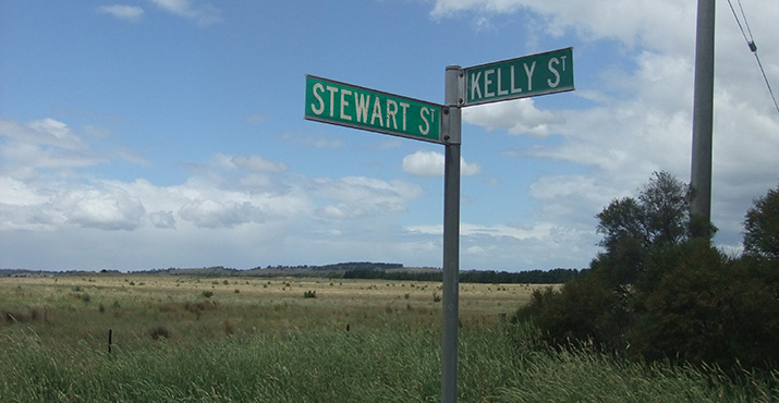 Kelly Signposts